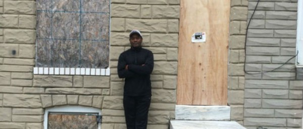 Can Homeless People Move Into Baltimores Abandoned Houses?