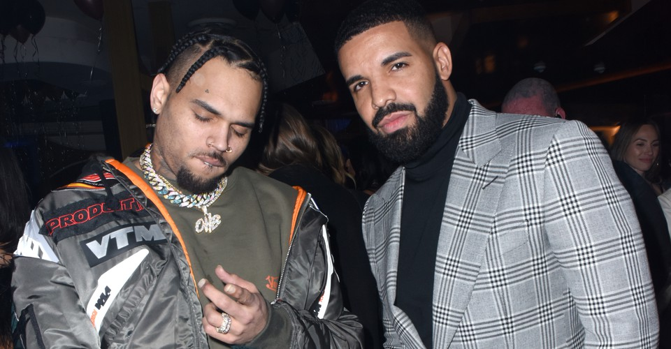 No Guidance Drake S Troubling Song With Chris Brown The Atlantic
