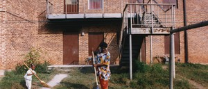 photo: Atlanta's East Lake Meadows housing project, which opened in 1970