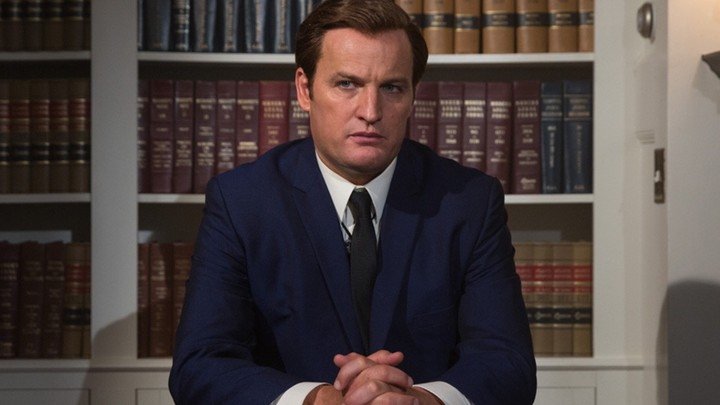 Jason Clarke as Ted Kennedy in 'Chappaquiddick'