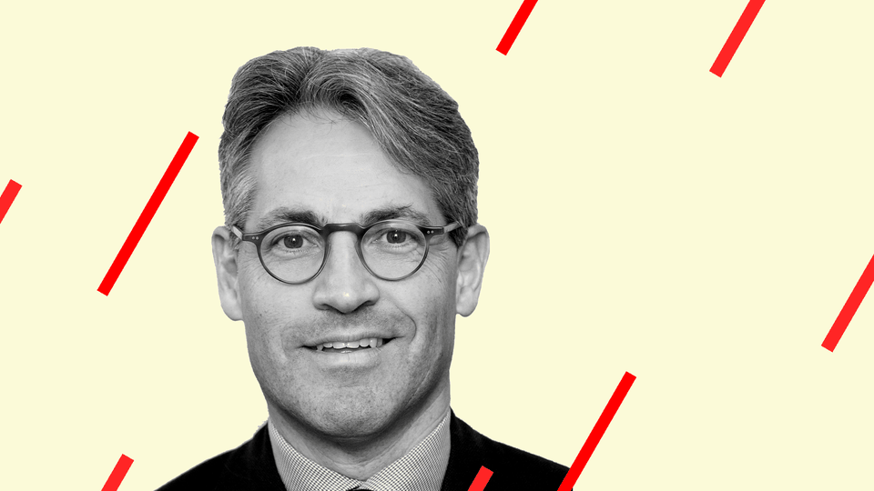 Eric Metaxas is featured on a yellow background.