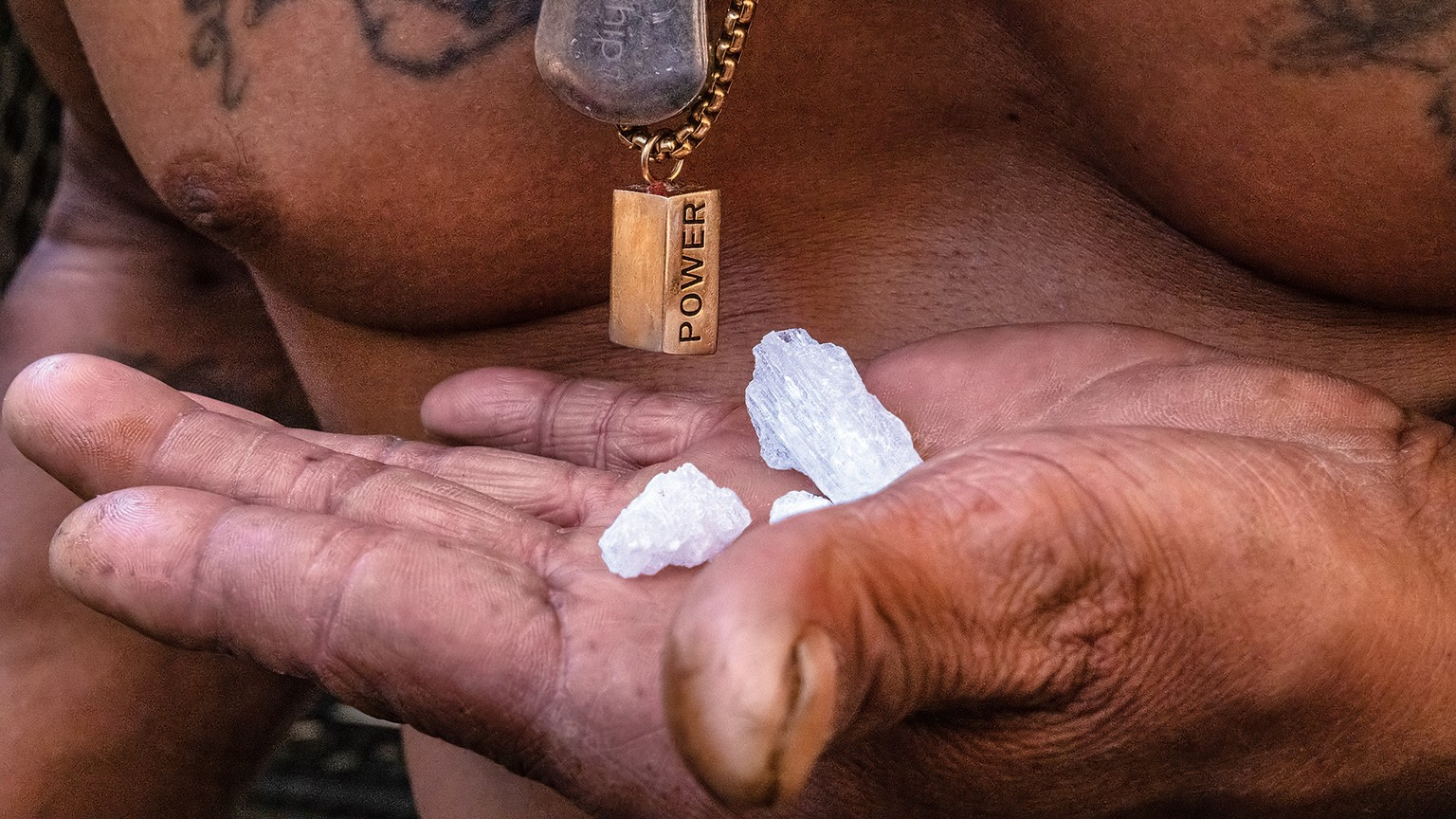 A New, Cheaper Form of Meth is Creating New Problems in America