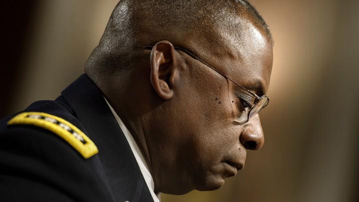Retired General Lloyd Austin