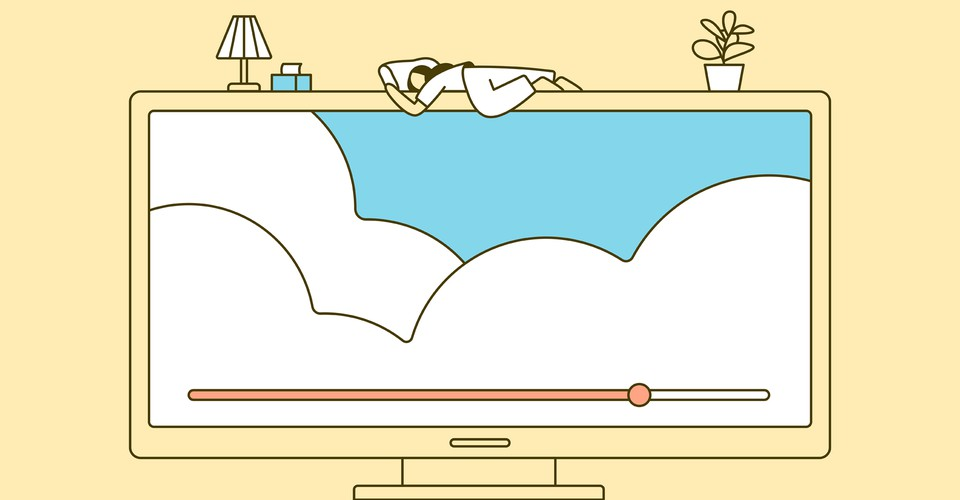 The Psychology of Comfort TV