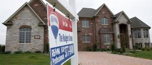 A high-priced suburban home for sale near St. Charles, Illinois