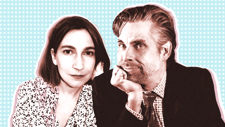 Sheila Heti and Michael Chabon