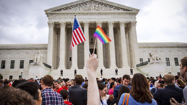 Gay marriage in the supreme court