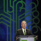 Michael Bloomberg awards cities for creating innovative projects to tackle climate change in 2016.