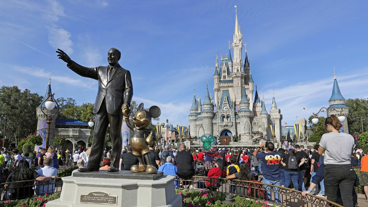 Walt Disney World in Lake Buena Vista, Florida