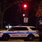 A Chicago police car.