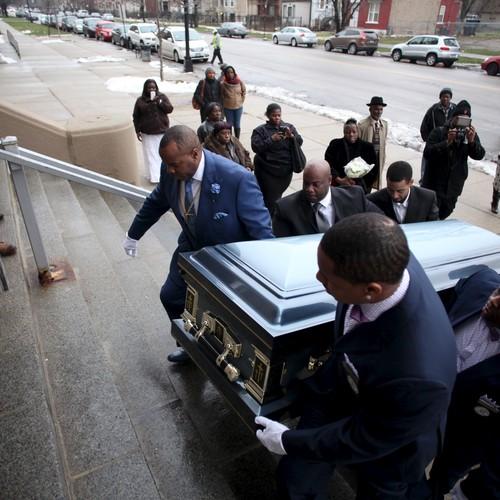 Chicago Police Officer Who Shot Quintonio Legrier Sues His Estate For 10 Million The Atlantic