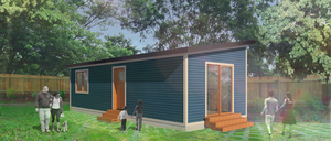 Design for an accessory dwelling unit in Portland, Oregon