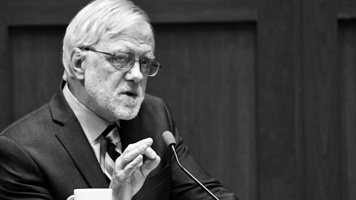 The Green Party S Howie Hawkins Is No Kanye West The Atlantic