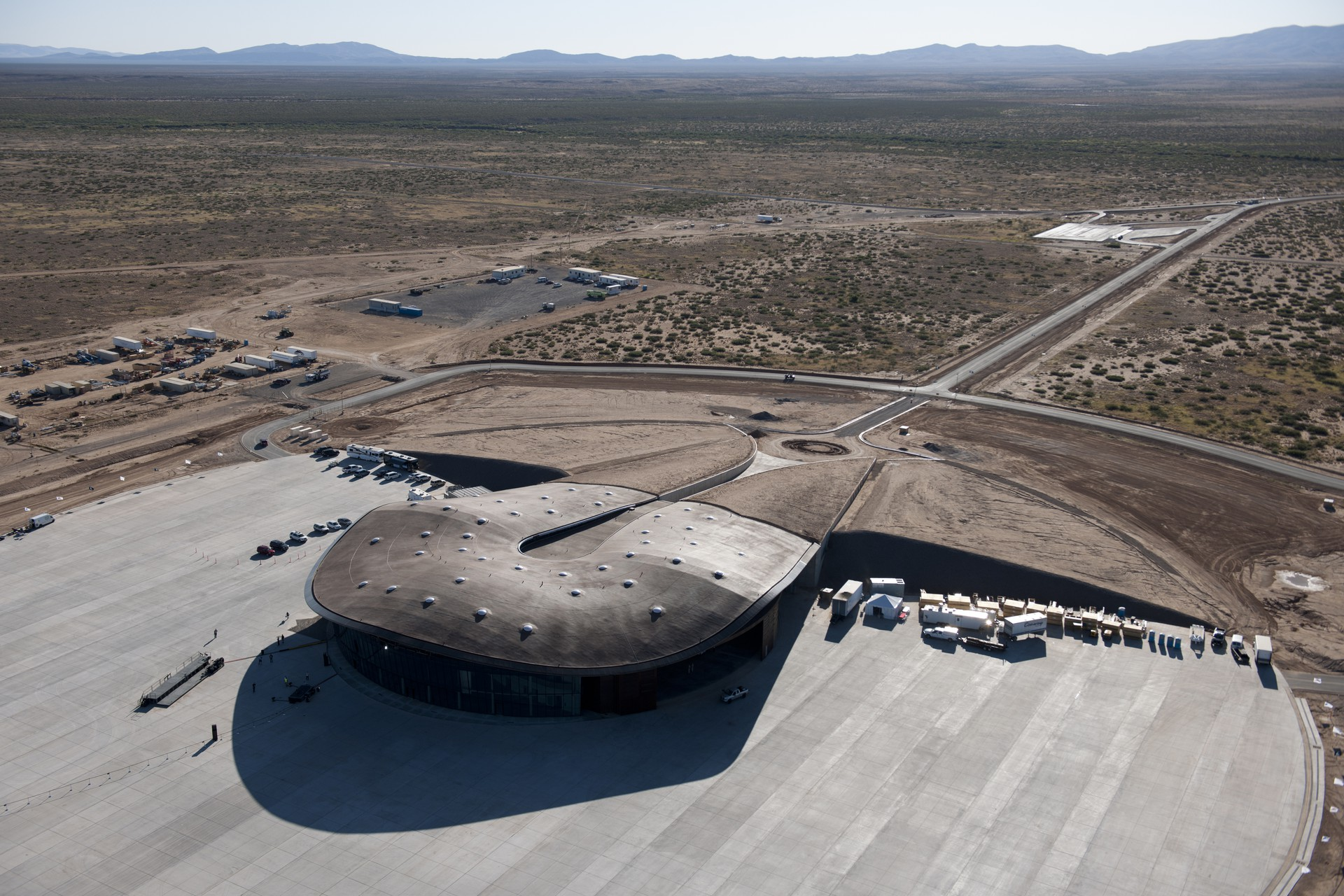 Spaceport America, New Mexico