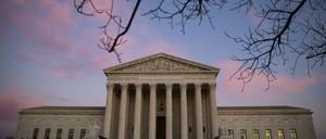 photo: the U.S. Supreme Court