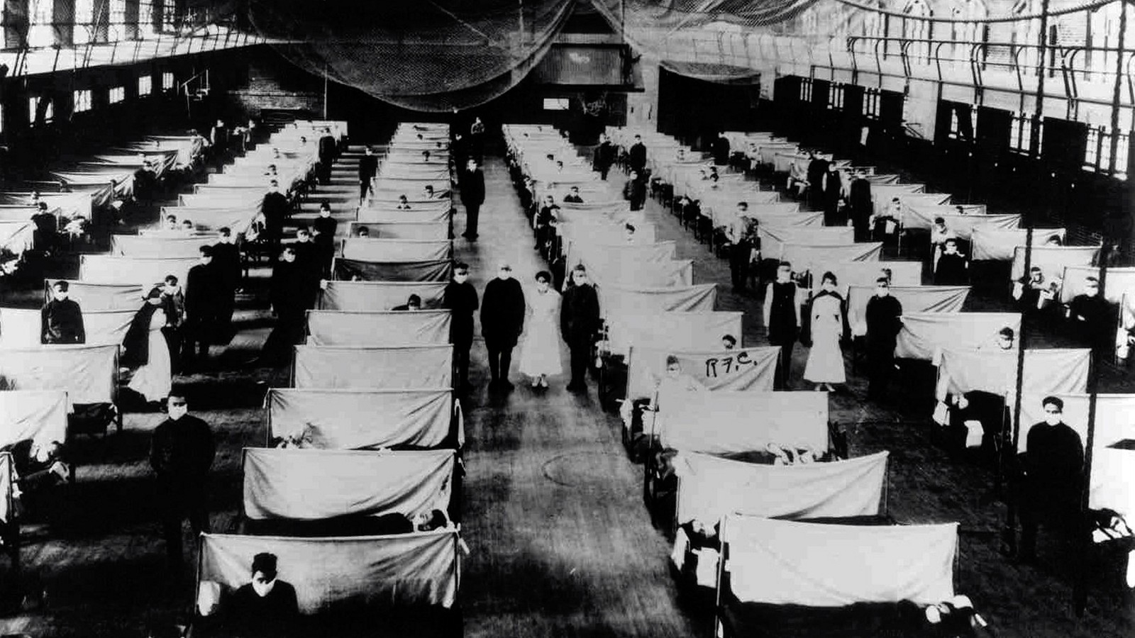 Lung Samples From 1918 Show a Pandemic Virus Mutating - The Atlantic