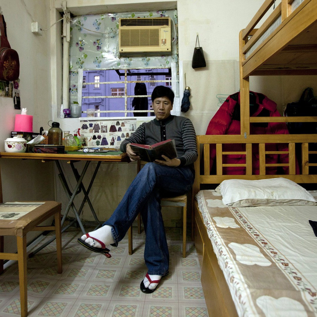 The Health Risks Of Small Apartments The Atlantic