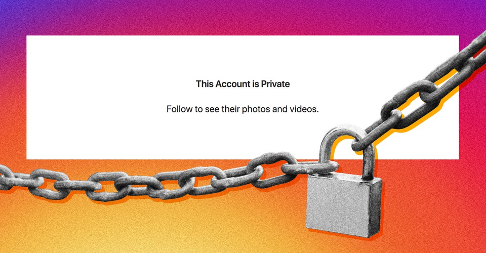 Why Some Of Instagram S Biggest Memers Are Locking Their Accounts The Atlantic