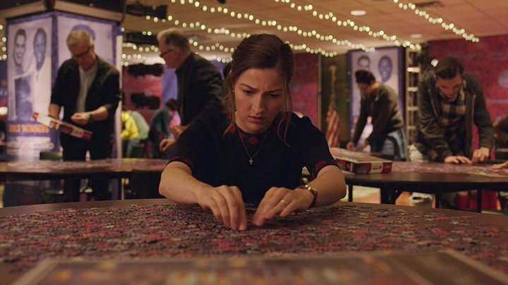 Kelly Macdonald in 'Puzzle'