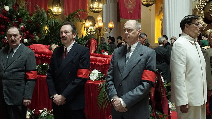 A still from 'The Death of Stalin'
