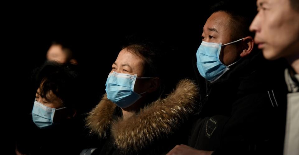 anti 2019 ncov virus isilation masks