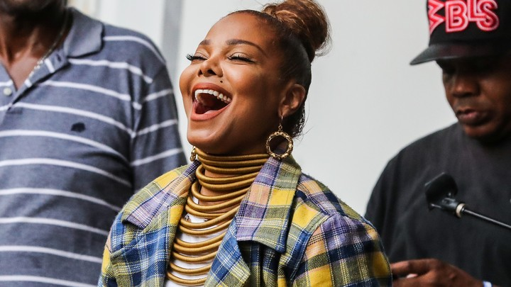 Janet Jackson in 2018