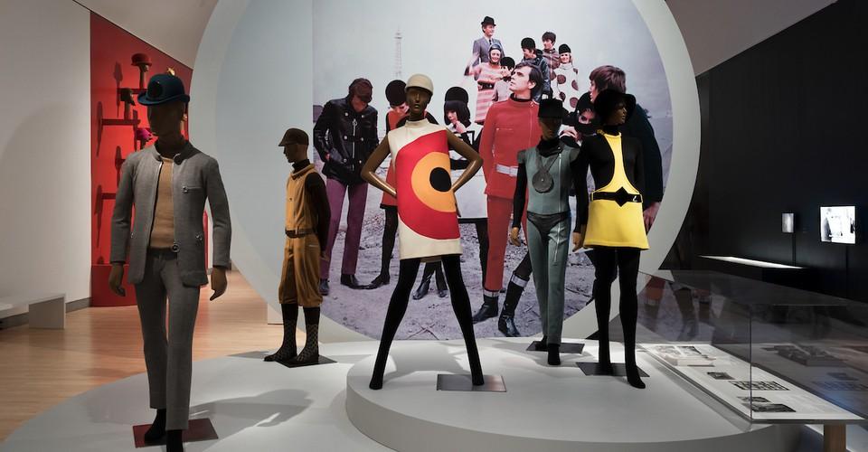 Pierre Cardin S Futuristic Fashion At The Brooklyn Museum The Atlantic