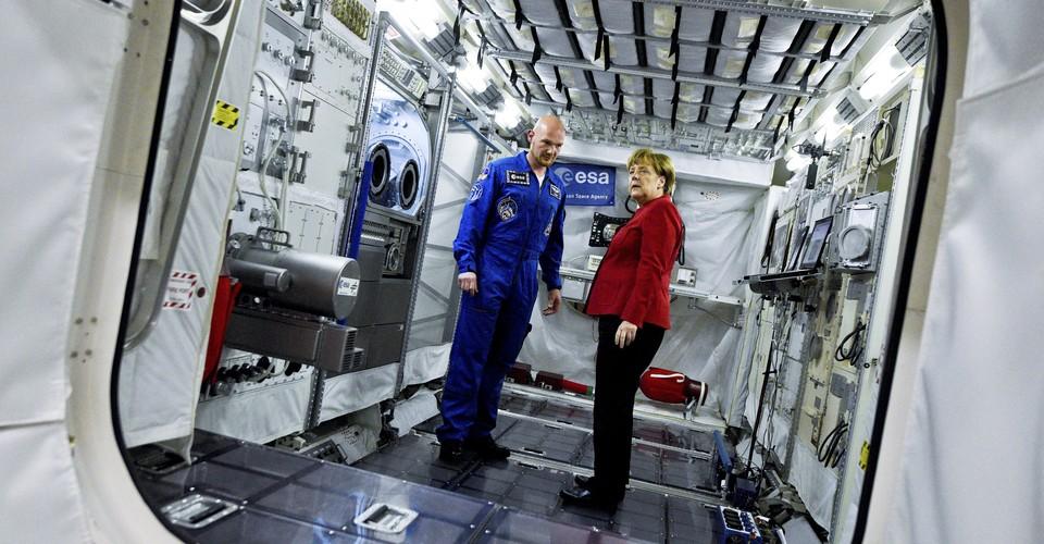 Space Deutsch