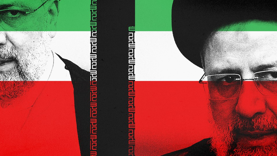 Ebrahim Raisi, Iran's hard-line president-elect