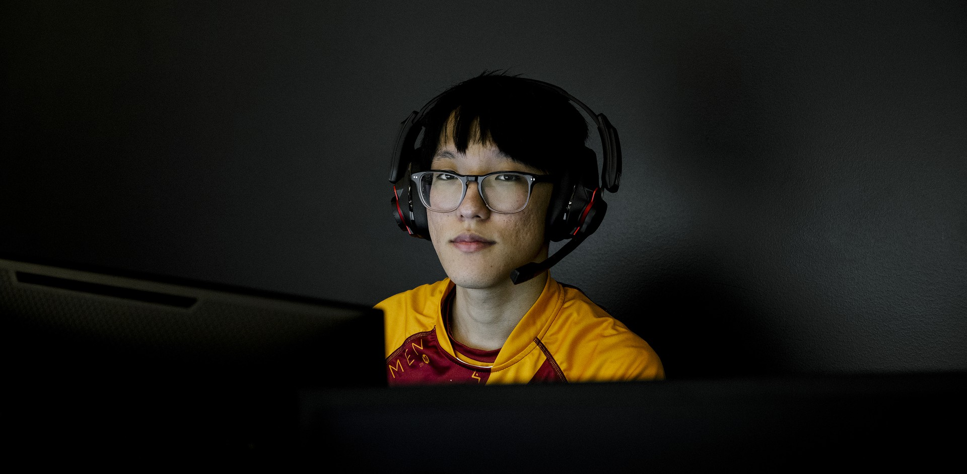 The League of Legends player Titus Bang