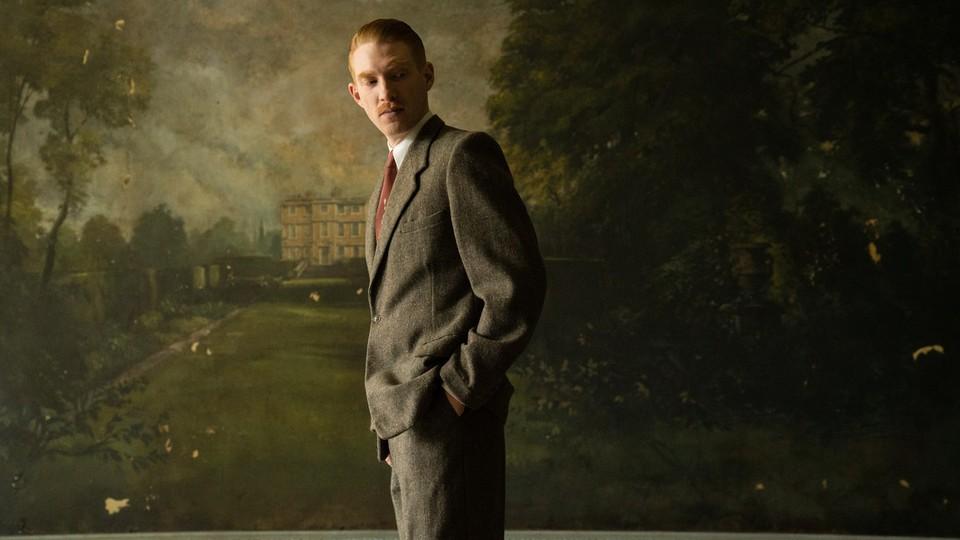Domhnall Gleeson in ' The Little Stranger'