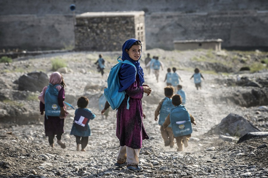 Afghanistan, the children of war. Our children have lost