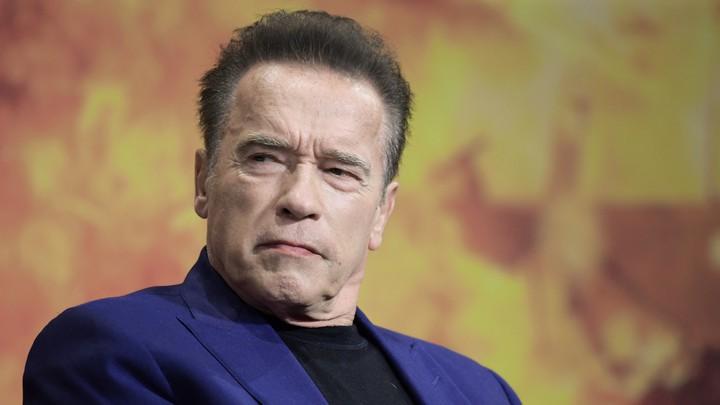 Radio Atlantic Arnold Schwarzenegger On Show Business Politics The Atlantic