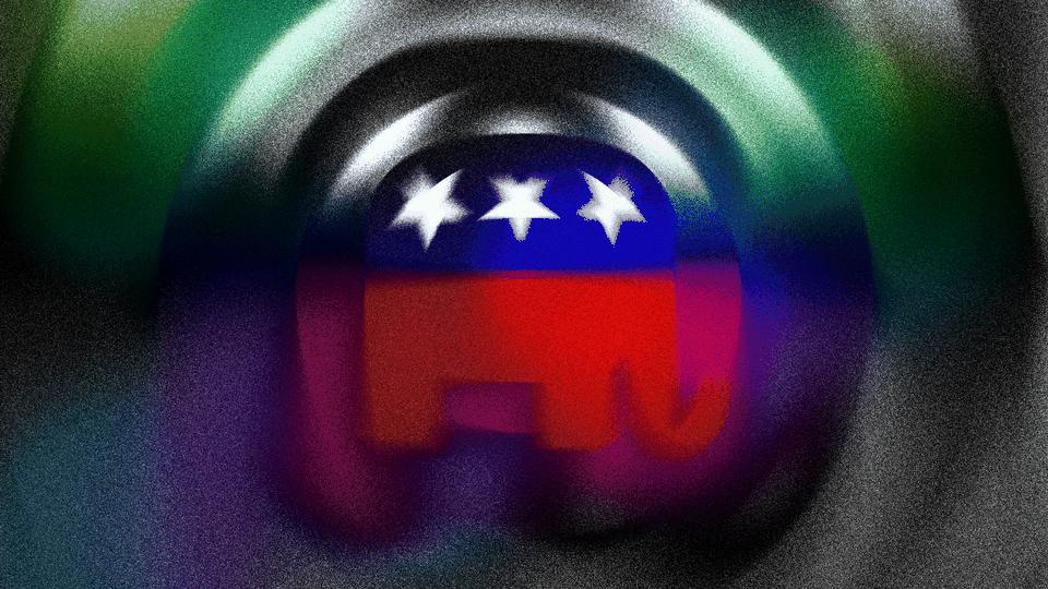 An illustration of an elephant.