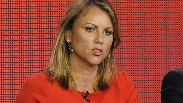 Heres Your Crucial Reminder That Lara Logan Has Breasts The