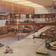 The Garden Court at Southdale Shopping Center, Edina, Minnesota, circa 1965