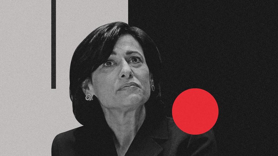 Rochelle Walensky, CDC director