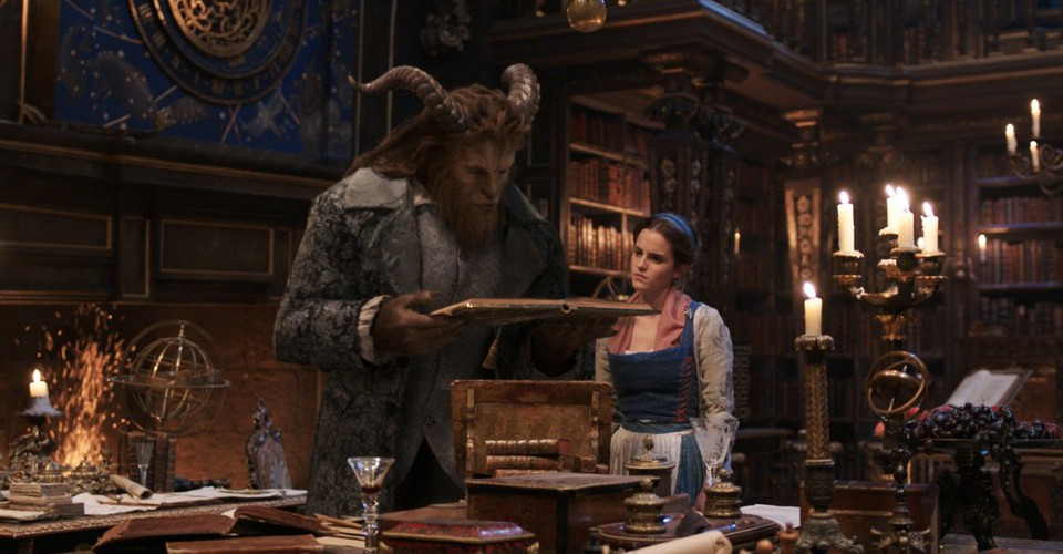 Review Beauty And The Beast Is A Tale As Old As Time Told Worse The Atlantic