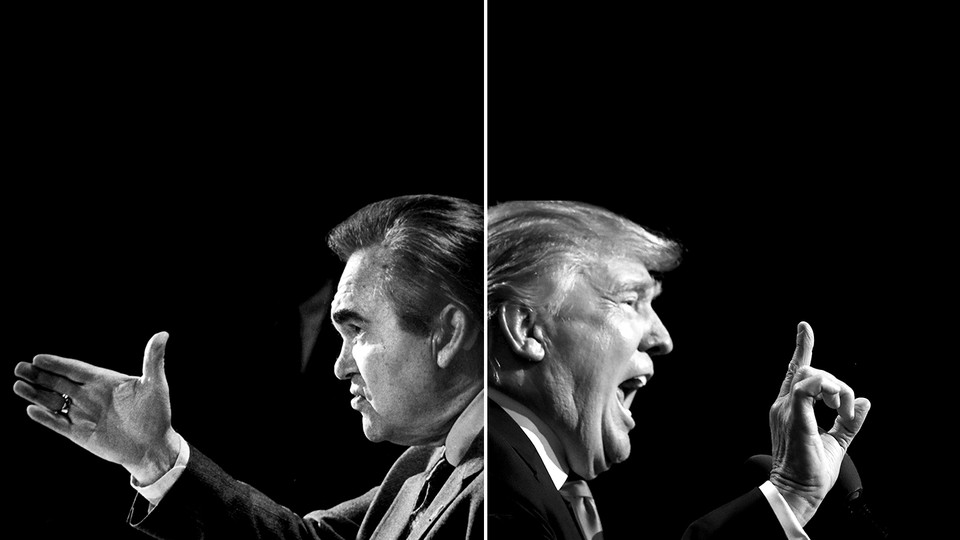 George Wallace and Donald Trump