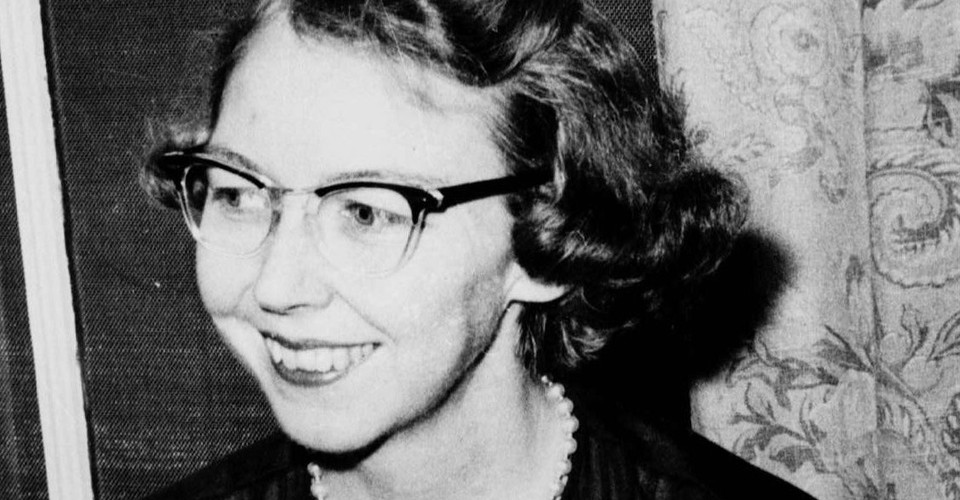 What Flannery O'Connor's College Journal Reveals About the ...