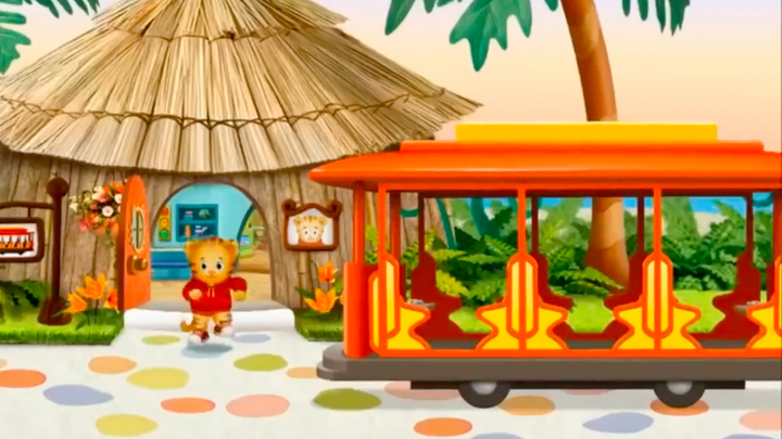 Daniel Tiger Is Secretly Teaching Kids To Love Uber The Atlantic
