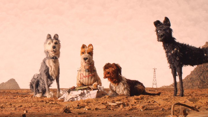 Wes Anderson S Isle Of Dogs Is Beautiful And Sad Review The Atlantic