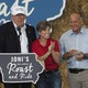 Donald Trump, senator Joni Ernst, and representative Steve King