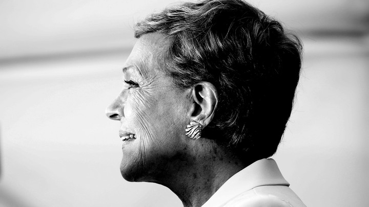 Dame Julie Andrews at the 76th Venice Film Festival in 2019 in Venice, Italy