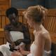 Michelle Rodriguez, Viola Davis, and Elizabeth Debicki in 'Widows'