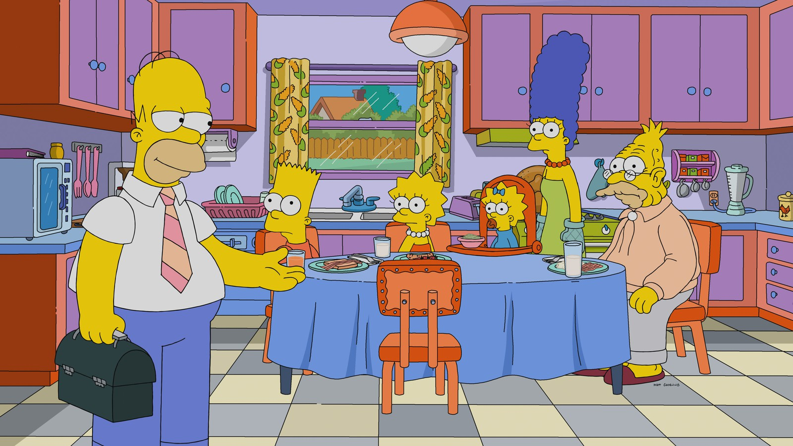 Simpsons Christmas Special 2021 The Life In The Simpsons Is No Longer Attainable The Atlantic