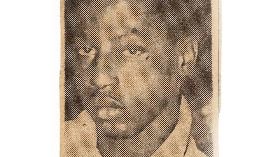 photo of Jeremiah Reeves, 'Birmingham World,' 1953