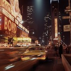 Times Square, 1970.
