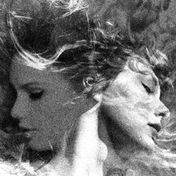 A blended image of the album covers for 'Fearless' and 'Fearless (Taylor's Version)'