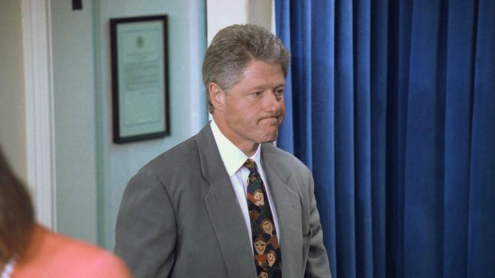 Bill Clinton in 1994